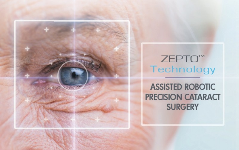 ZEPTO™ Technology – the assisted robotic surgery